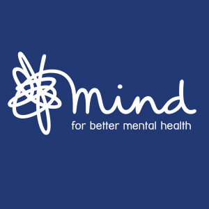 Mind logo - helping you to better mental health